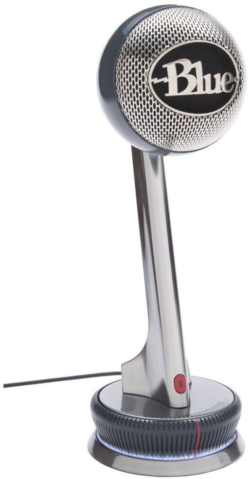 Blue Microphones NESSIE Adaptive USB Condenser Microphone-sale-01