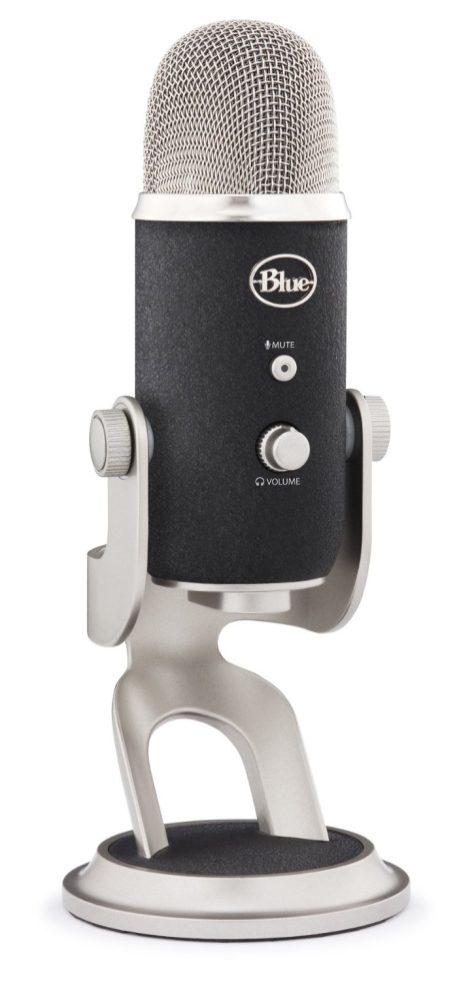 Blue Microphones Yeti Pro USB Condenser Microphone-sale-01