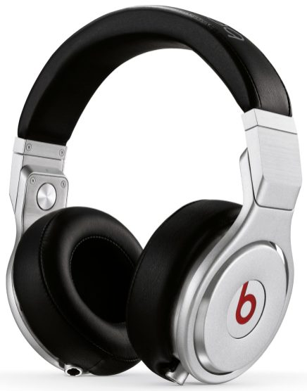 Beats Pro Over-Ear Headphones (black:silver)-sale-01