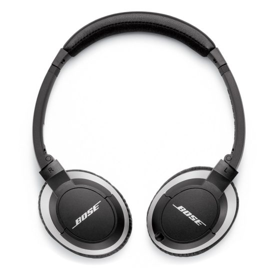 Bose OE2 audio headphones (black)-sale-01