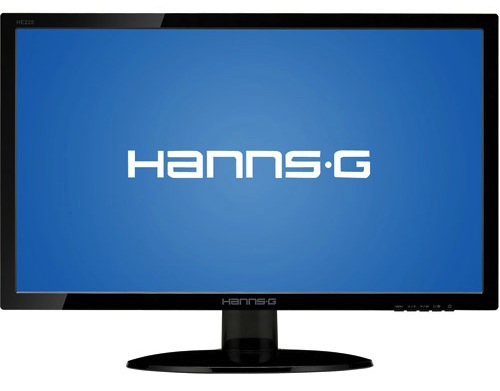 HannsG LCD LED Backlight Monitor (HE225DPB)-sale-01