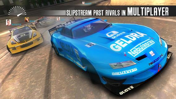 Ridge Racer Slipstream-iOS-01