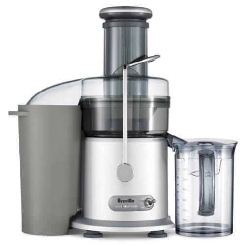 Breville Juice Fountain Plus 850-Watt Juice Extractor-JE98XL-sale-03