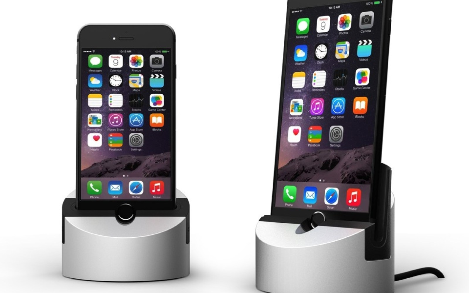 The best iPhone 6 and 6 Plus docks from Twelve South, Belkin, Henge Docks and more