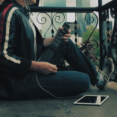 Small States: The jamstik wireless MIDI guitar controller for iPad, iPhone and Mac, $560 worth of giveaways