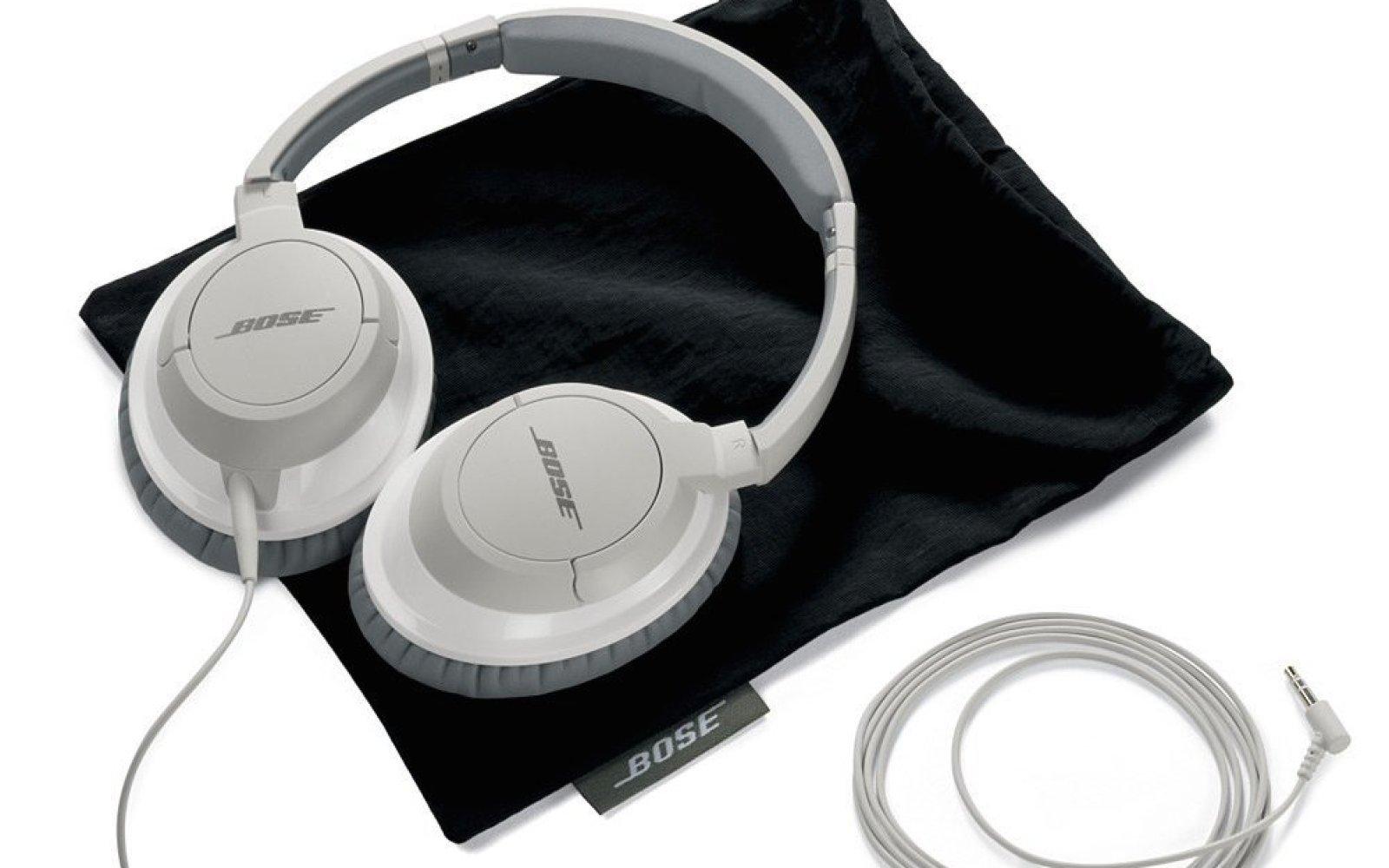 Bose AE2 fold-flat over-ear headphones $70 shipped (Reg. $150)