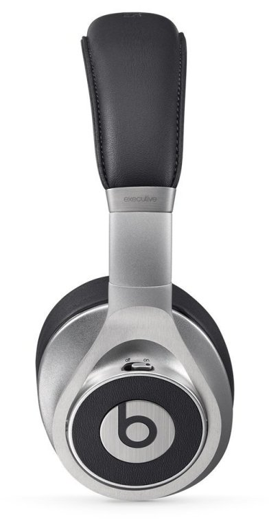 Beats By Dr. Dre Executive Headphones in silver-sale-02