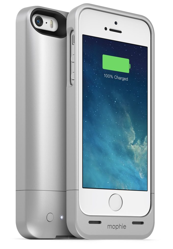 Mophie Juice Pack Helium for iPhone 5:5s in silver-sale-01