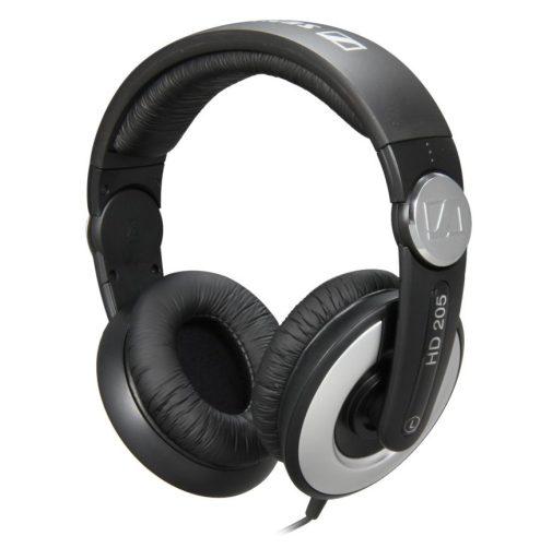 Sennheiser HD 205-II Studio Grade DJ Headphones-sale-01