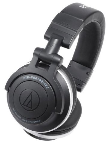 Audio-Technica ATH-PRO700MK2 Professional DJ Monitor Headphones-sale-01