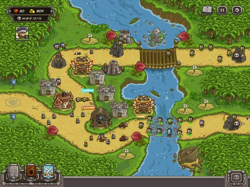 Kingdom Rush Frontiers-IGN-01