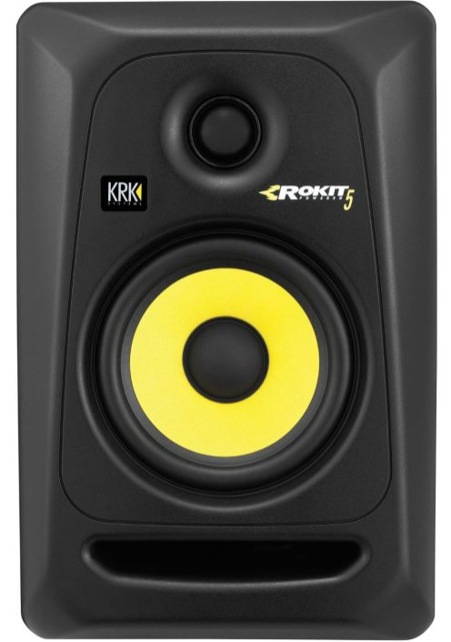 KRK Rokit 5 Generation 3 Powered Studio Monitors-01