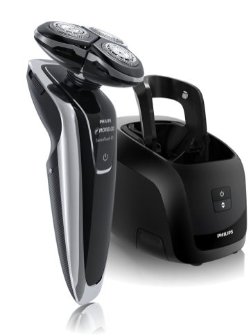 Norelco 1280X:47 SensoTouch 3D Electric Razor with Jet Clean System (Series 8000)-sale-01
