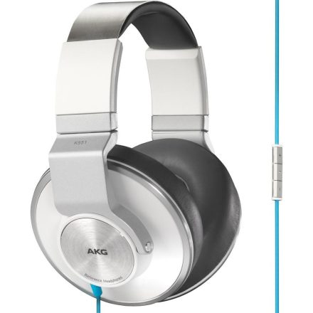 AKG Closed-Back Reference-Class Headset with In-Line Microphone and Passive Noise Reduction-sale-02