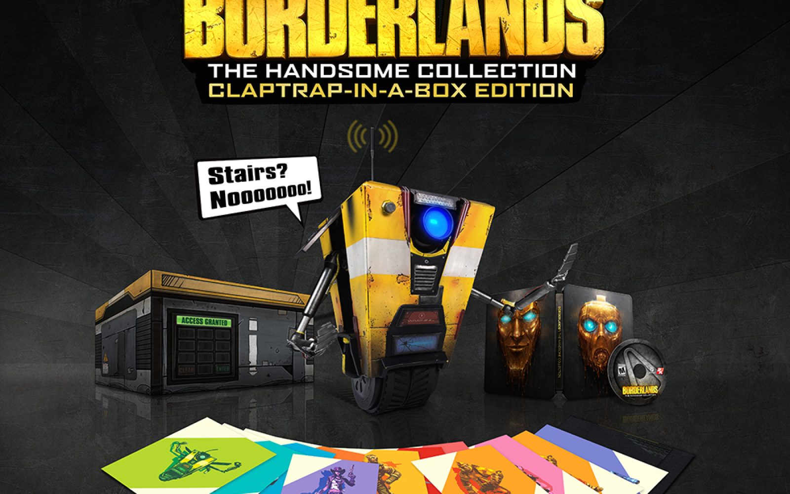 Borderlands: The Pre-Sequel - 9to5Toys
