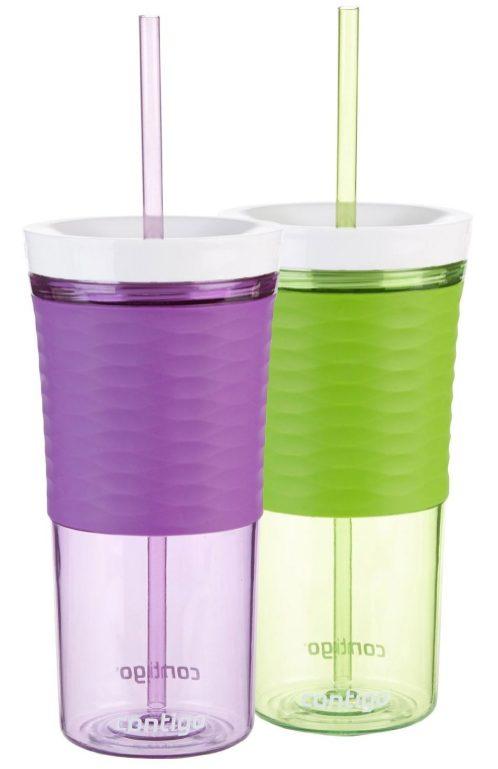 four Contigo 18oz Shake & Go Tumbler travel cups-sale-01