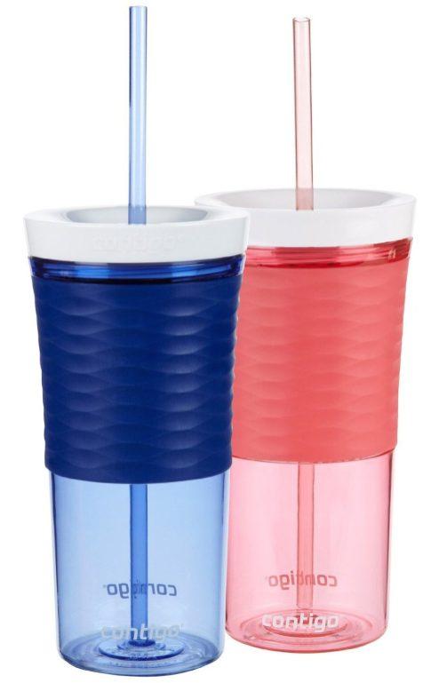 four Contigo 18oz Shake & Go Tumbler travel cups-sale-02