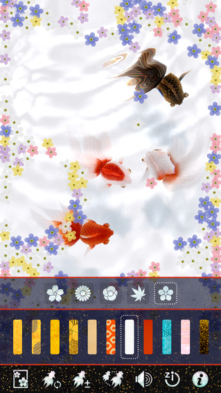 Wa Kingyo - Goldfish Pond-sale-02