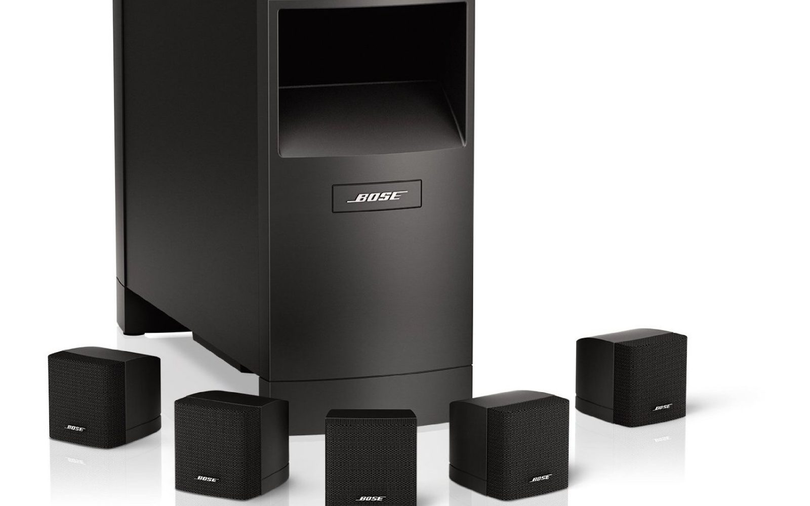 Bose Acoustimass 6 Home 51 Entertainment Speaker System 400 Wiring Shipped 10 Series Iv 650 300 Off