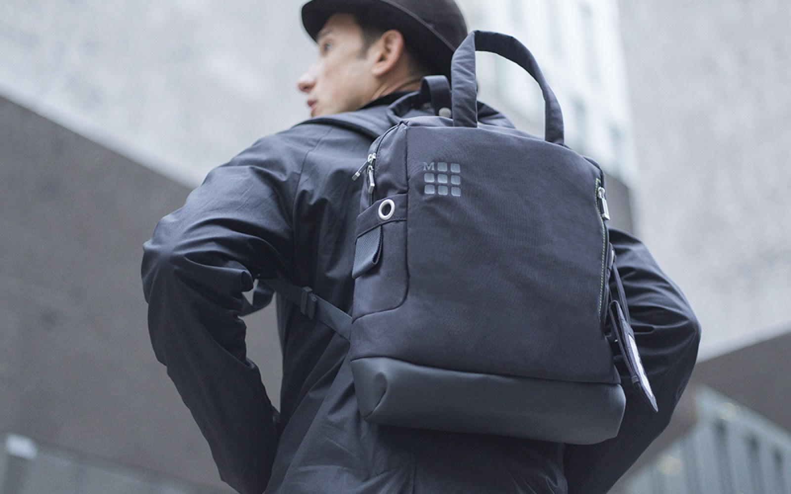 Moleskine announces new backpack and messenger style bags for travelers, artists, more
