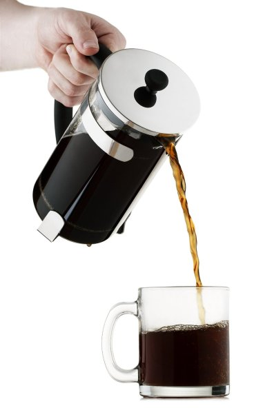 Quiseen French Press Coffee & Espresso Maker-02