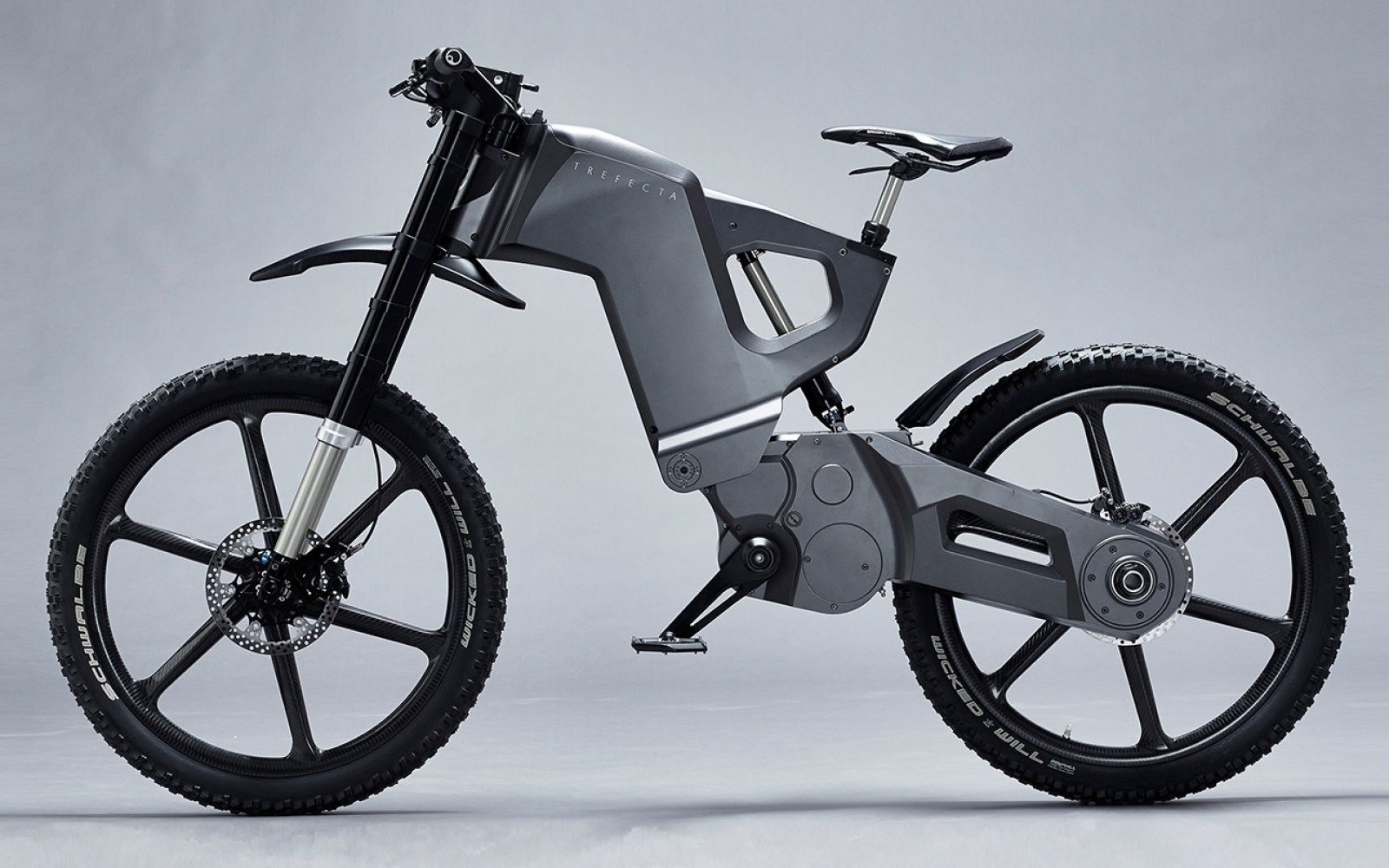 The Trefecta DRT is an electric bike even James Bond would ride