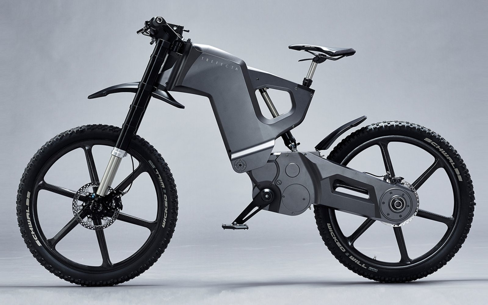 The Trefecta Drt Is An Electric Bike Even James Bond Would