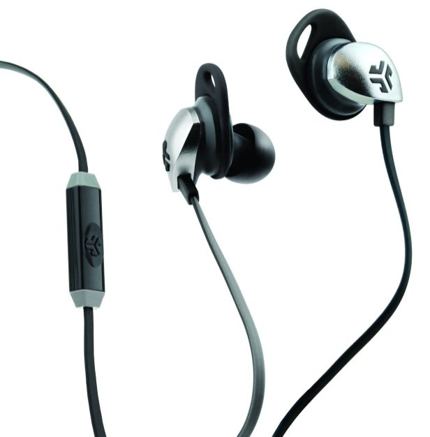 JLab JBuds EPIC earbuds with customizable cush fins-sale-01