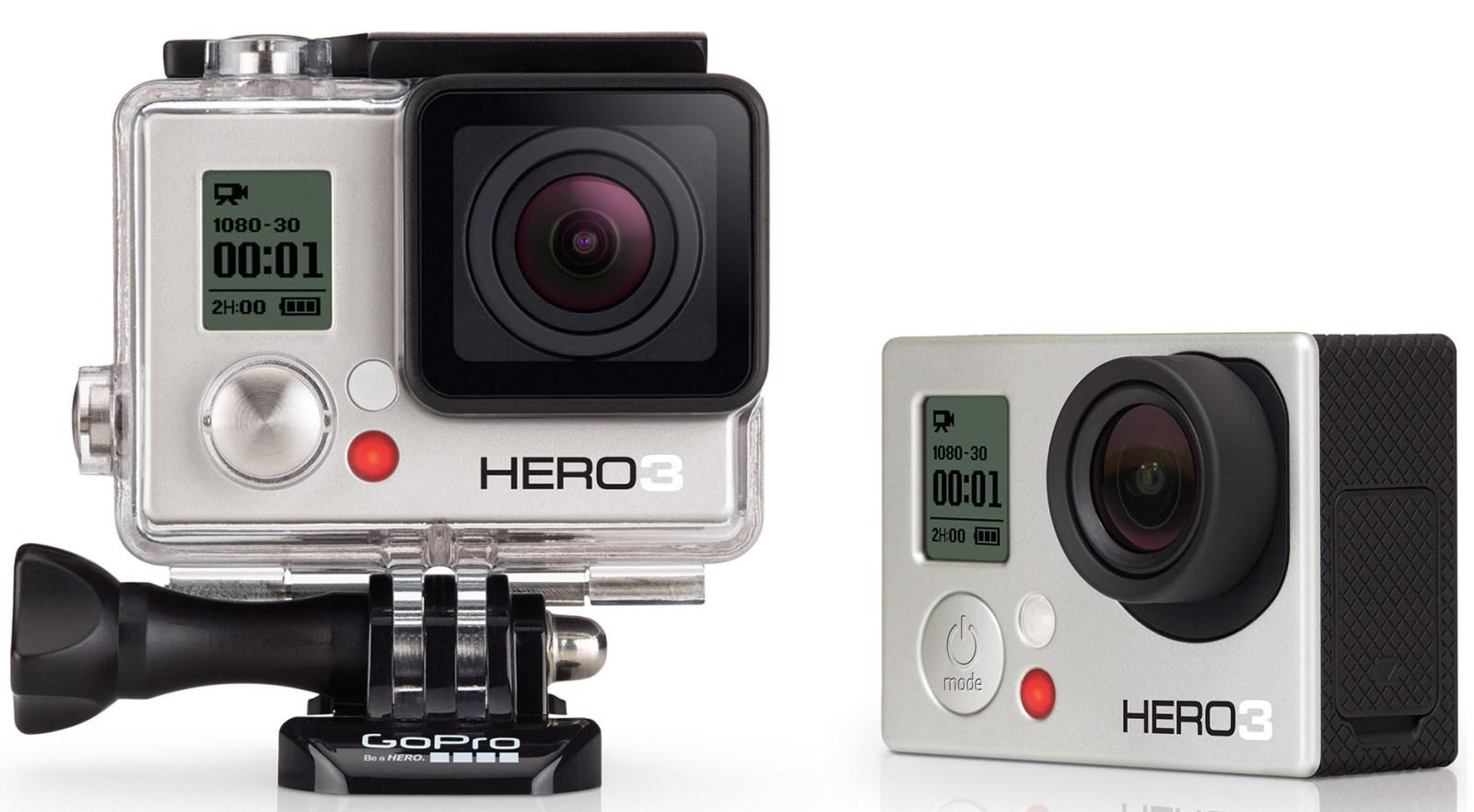GoPro HERO3 White Edition Action Camera (refurb) $129 shipped (Orig. $200)