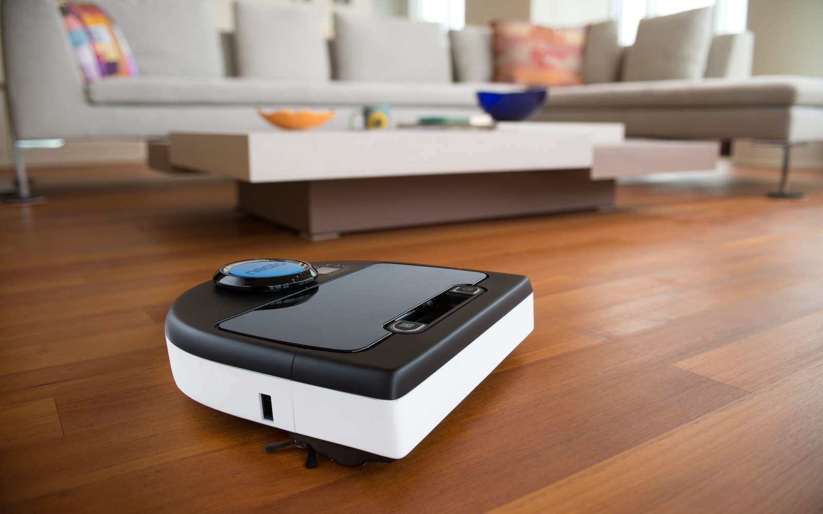 Neato's next gen robotic vacuums might be its quietest and best looking yet