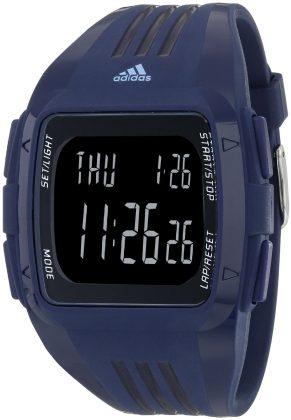 adidas blue watch