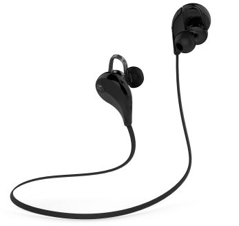 Soundpeats Qy7 V4.1 Bluetooth Mini Lightweight Wireless Stereo Sports:running & Gym:exercise Bluetooth Earbuds Headphones