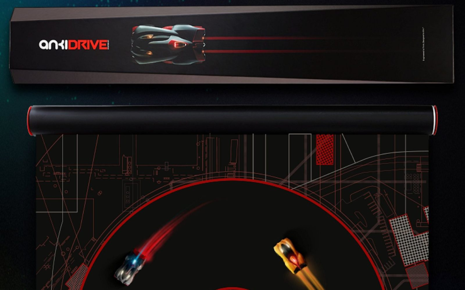Anki DRIVE Starter Kit: iOS/Android-controlled robot battle racing