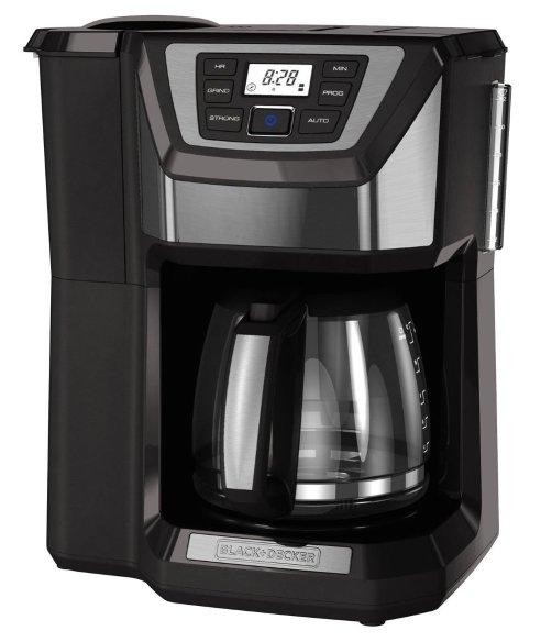 Black & Decker 12-Cup Mill & Brew Coffee Maker-sale-01