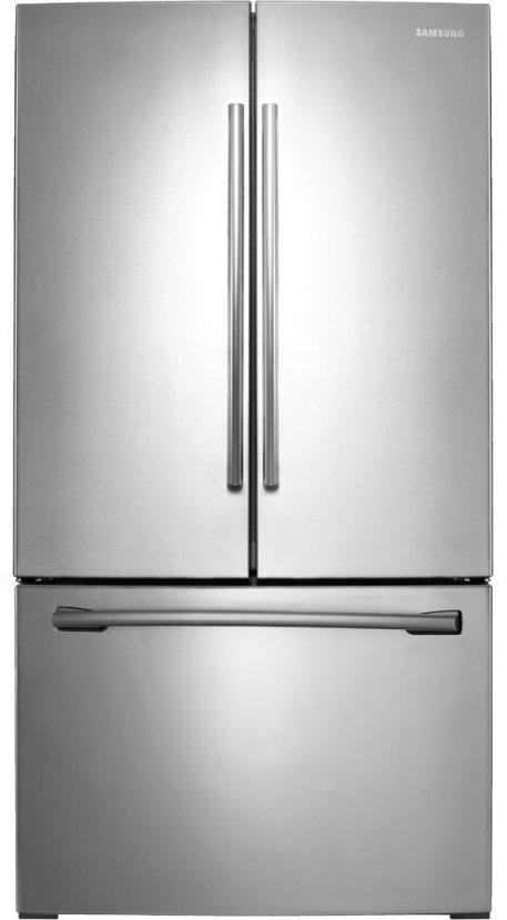 Samsung RF26HFENDSR RF26HFENDSR 26 Cu. Ft. Stainless French Door Refrigerator-sale-01