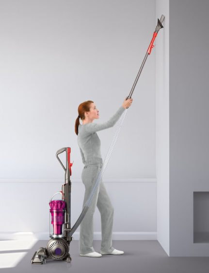 Dyson DC41 Upright Ball Vacuum in fuchsia-02