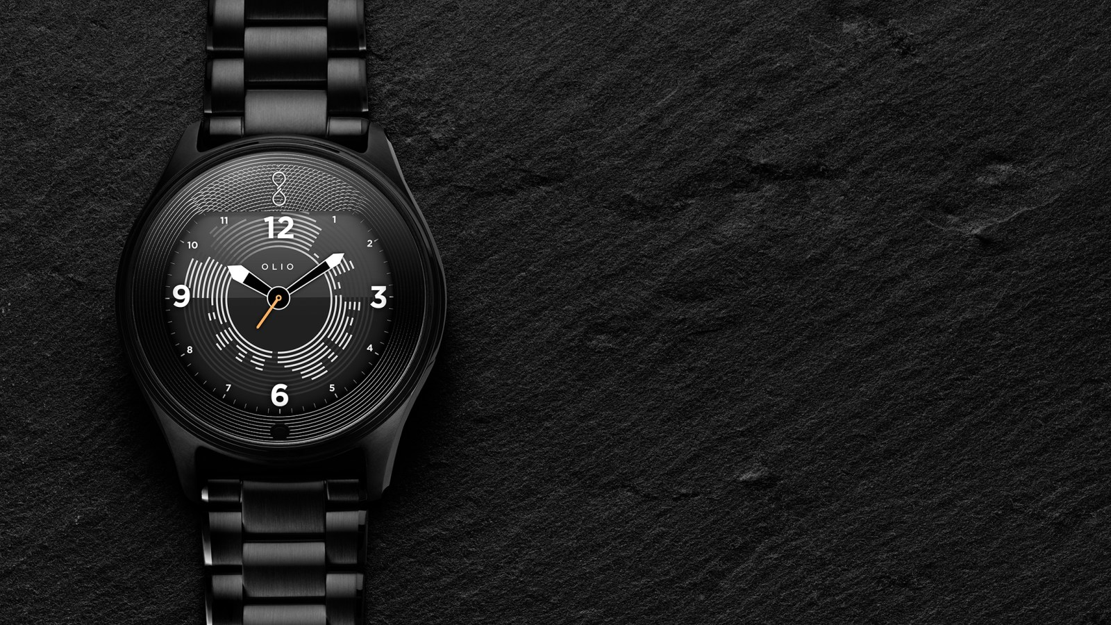 Giveaway: Olio Model One Black Collection Connected Timepiece for iOS and Android ($795 value)