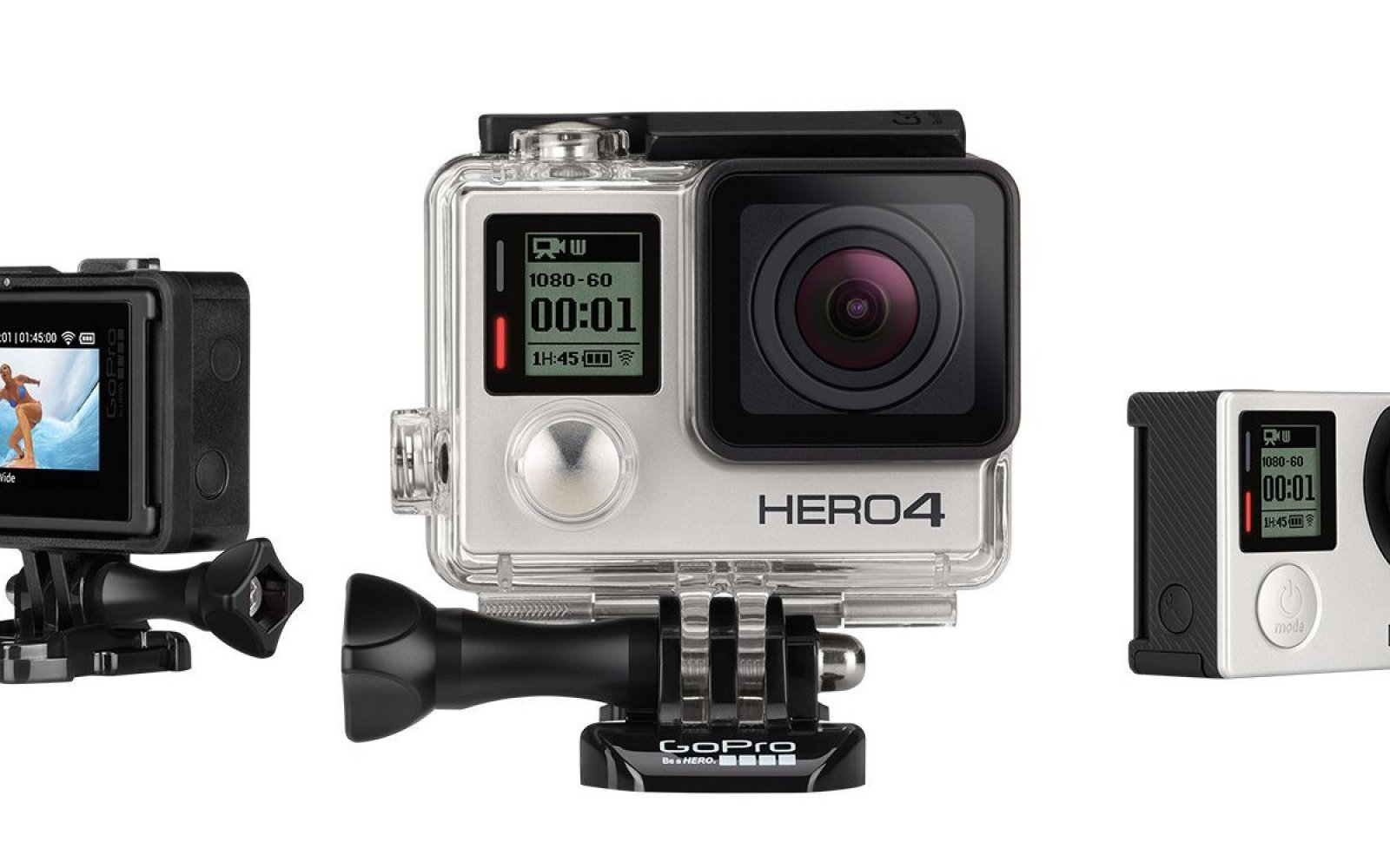 The best GoPro HERO4 action camera accessories, mounts, storage, more