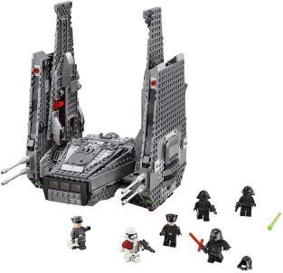 Kylo Ren's Command Shuttle-01-LEGO