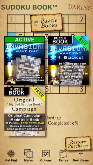 Big Bad Sudoku Book-sale-free