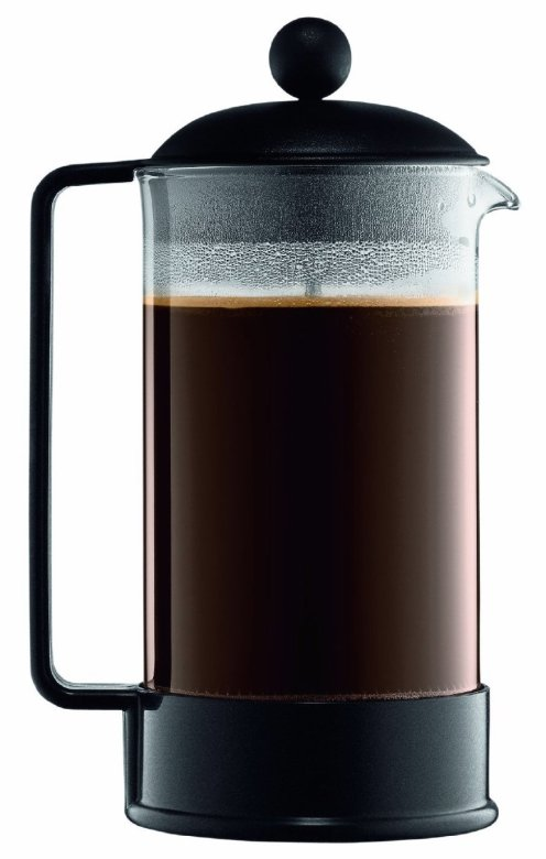 Bodum Brazil 8-Cup French Press Coffee Maker in black-sale-03