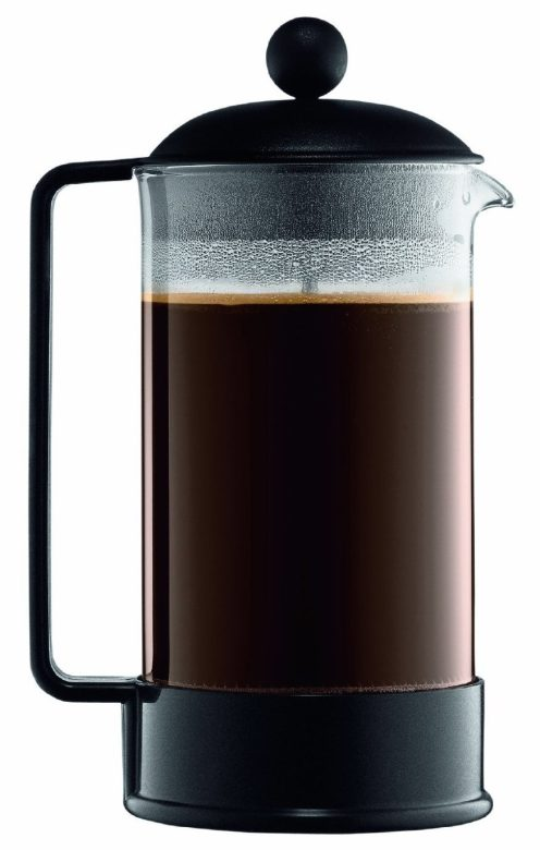 Bodum Brazil 8-Cup French Press Coffee Maker in black-sale-03