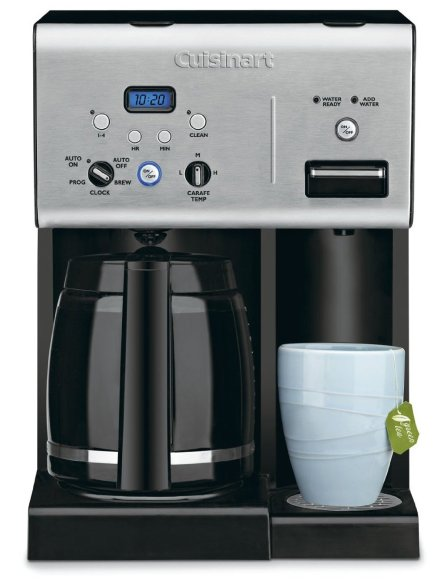 Cuisinart CHW-12 12-Cup Programmable Coffeemaker w: Hot Water System (CHW-12-sale-02