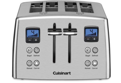Cuisinart Countdown 4-Slice Stainless Steel Toaster (CPT-435)-sale--01