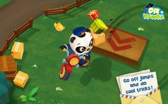 Dr. Panda's Postman-App of the Week-04