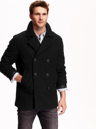blackpeacoat