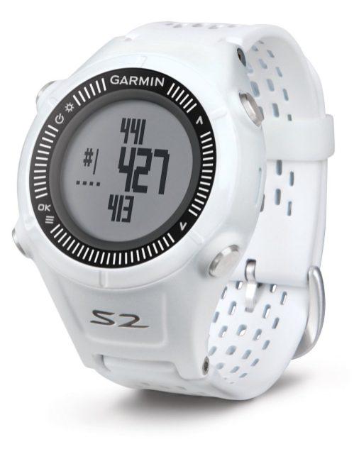 Garmin Approach S2 GPS Golf Watch with Worldwide Courses-2