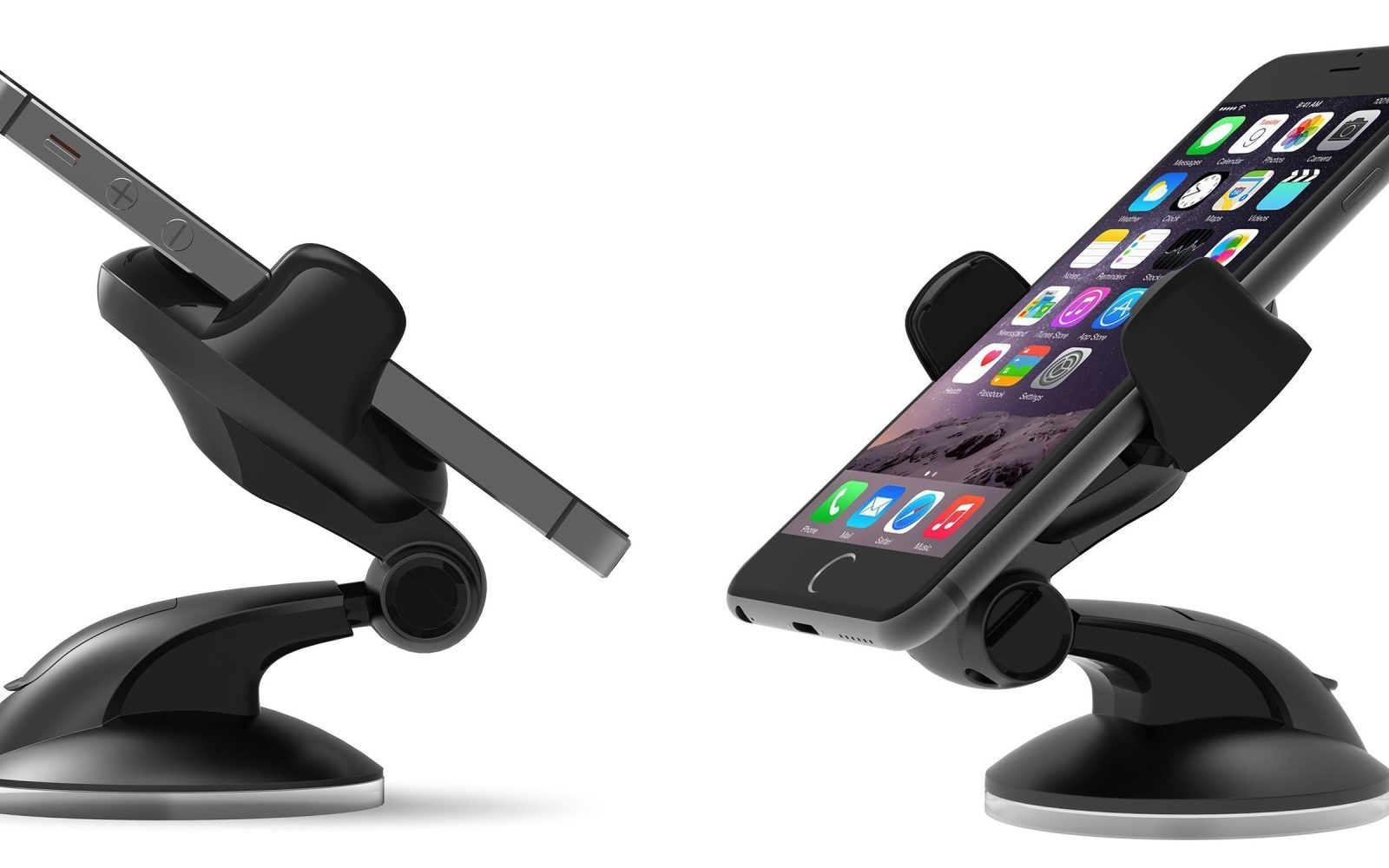 iOttie Easy Flex 3 Car Mount Holder for iPhone 6s/Android $12 Prime