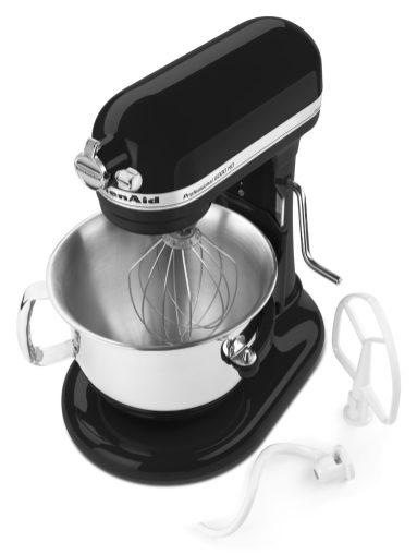 KitchenAid 6-Qt. Pro 6000 HD Bowl-Lift Stand Mixer-sale-03