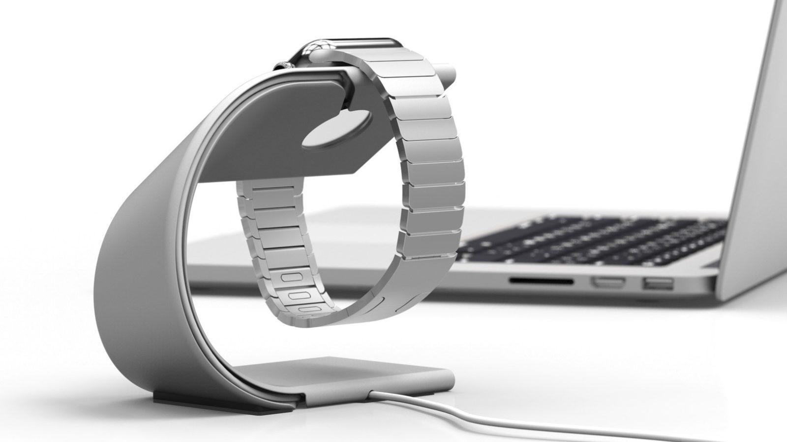 Nomad Black Friday Sale: Apple Watch Stand $40 (Reg. $60), Lightning cable carabiner $15 (Reg. $30)